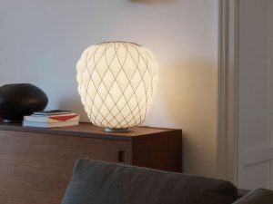 Pinecone Table Lamp 1